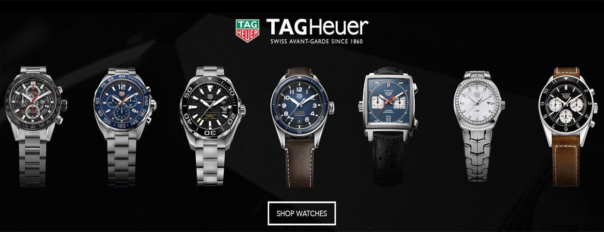 Tagheuer Watches Pakistan