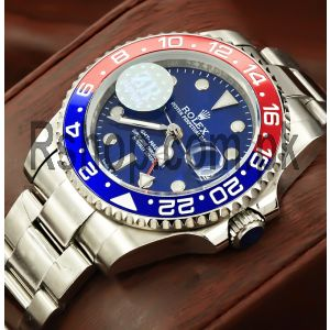 Rolex GMT-Master II Blue Dial Men's Watch Price in Pakistan